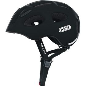 ABUS Youn-I Kask rowerowy Dzieci, velvet black